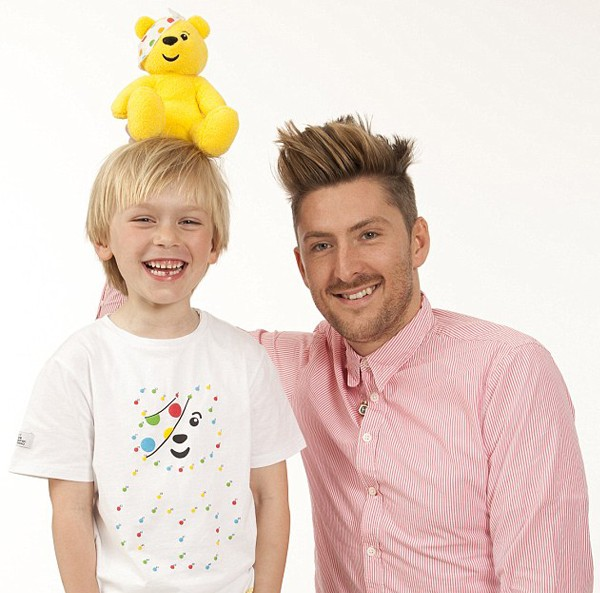 Henry Holland and Matthew Williamson among designers to create T-shirts for Children in Need