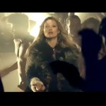Sneak a peek at Kate Moss in George Michael's White Light video
