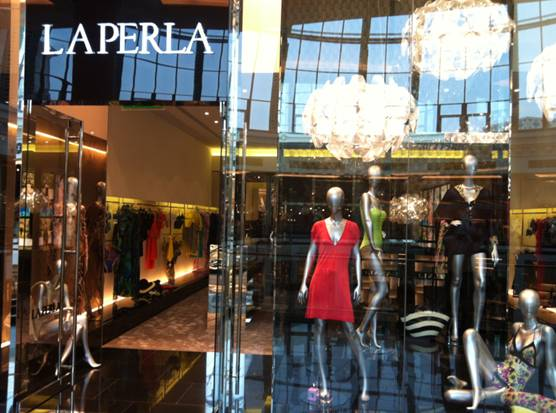 La Perla opens new boutique in Dubai