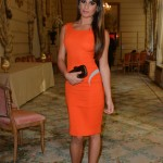 Best dressed of the week: Lea Michele in Versace