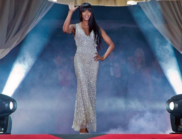 Naomi Campbell, Kate Moss and other Brit models WILL appear in Olympics Closing Ceremony