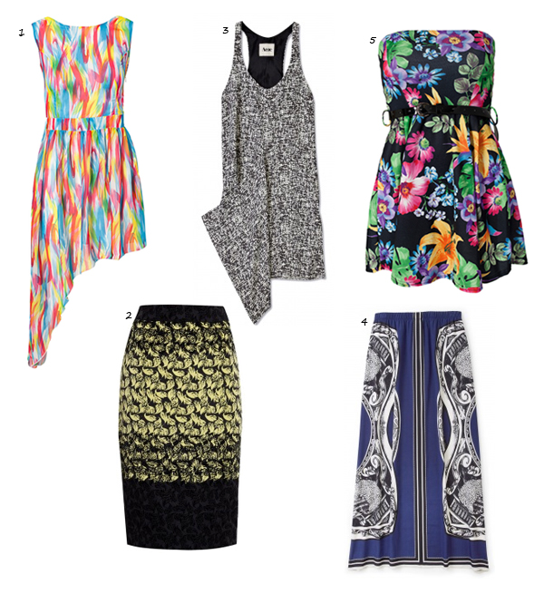 Five printed pieces we lurve!
