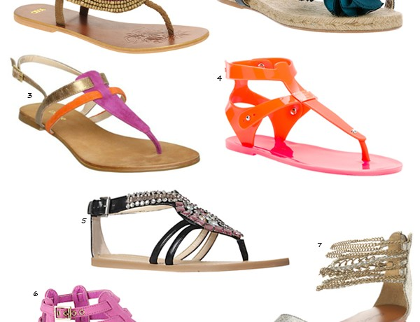 7 heatwave-worthy sandals you'll adore