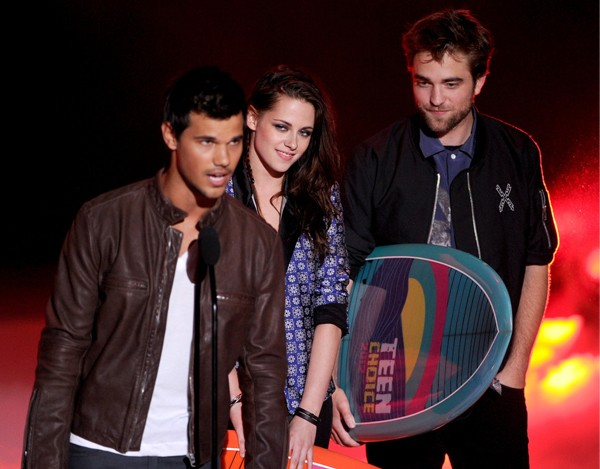 The Teen Choice Awards 2012 – the best dressed!