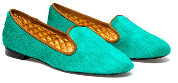 The slipper! To wear or not to wear? Now that is the question
