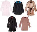 5 Fall coats