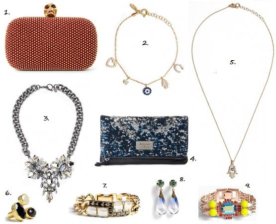 Bejewelled accessories to bag right now!