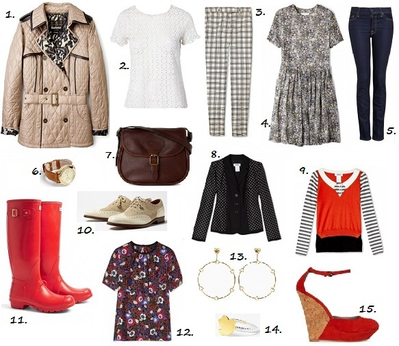 What to pack for a countryside getaway?