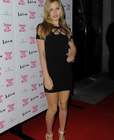 Georgia May Jagger is Best Dressed of the Week in killer LBD