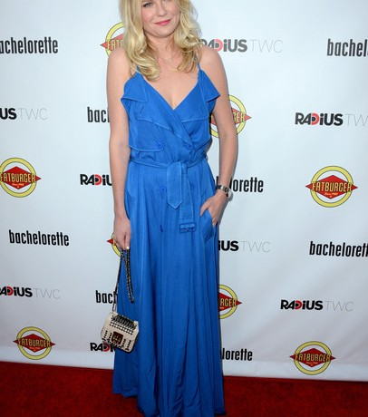 Beauty in Blue, Kirsten Dunst scoops Best Dressed of the Week