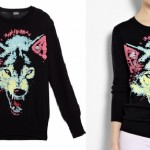Buy of the week – Markus Lupfer Wolf Print Jumper