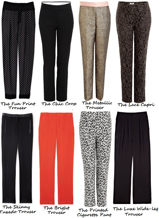 The Ultimate Trouser Edit