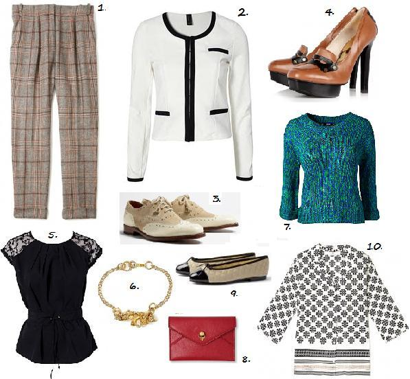 10 stylish workwear wardrobe ideas under £100