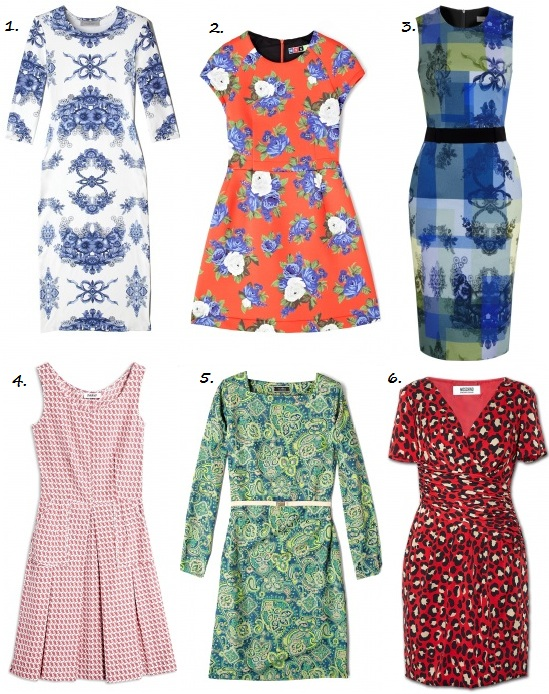 6 printed am-to-pm dresses we love!