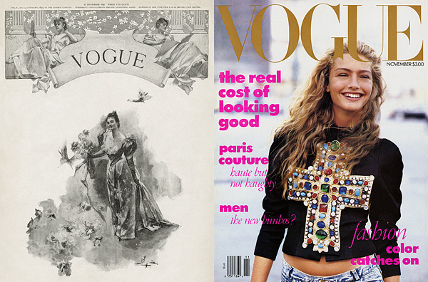 Why DID Anna Wintour feature jeans on her first ever cover of Vogue? Find out here!