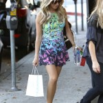 Crushing on Ashley Tisdale's playful Motel Rocks look