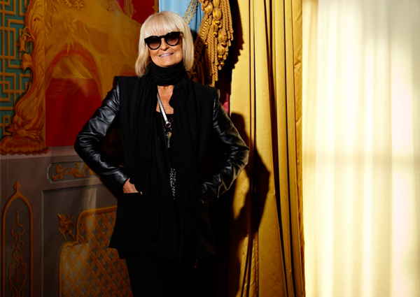 Biba founder Barbara Hulanicki goes back to Brighton ahead of her exhibition