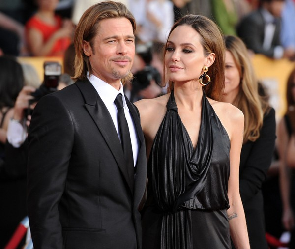 Are Angelina Jolie and Brad Pitt getting married this weekend?
