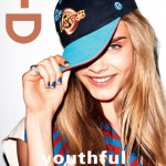 Cara Delevingne embraces her youth for Terry Richardson and i-D's pre-fall issue