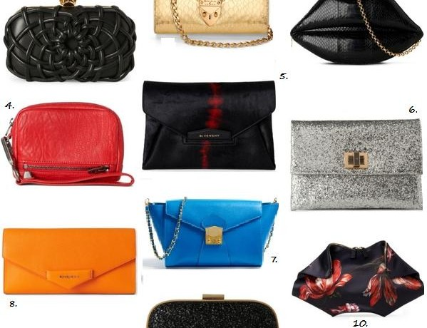 10 clutch bags worth getting your hands on!