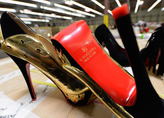 £11.5 million worth of fake Louboutins seized in the US