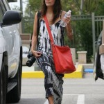 Eva Longoria perfects the off-duty look with Coach