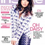 Daisy Lowe looks adorable for InStyle UK's September issue