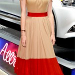 Is Jaime King too young for this Giambattista Valli dress?