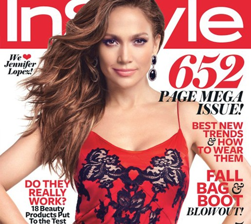 Jennifer Lopez talks dancing, parenting and feeling sexy in the InStyle US September issue