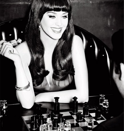Katy Perry stuns in GHD's new ad campaign