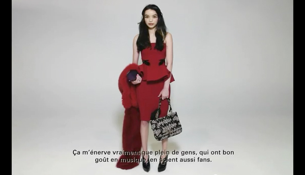 Watch Lanvin's autumn/winter 2012 video starring 'real people'