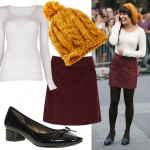 Get Lea Michele's Rachel Berry look