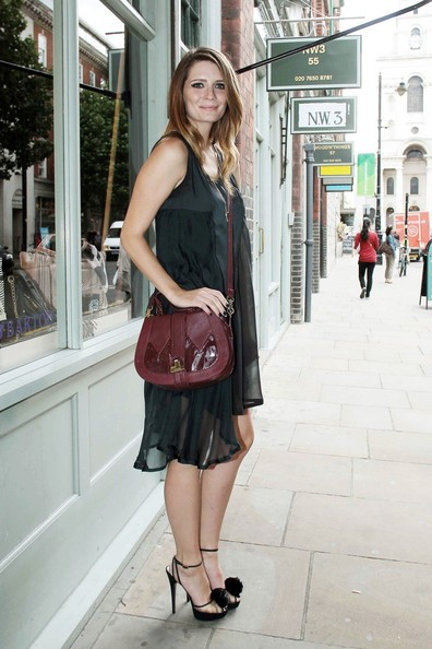 Mischa Barton launches her own London store