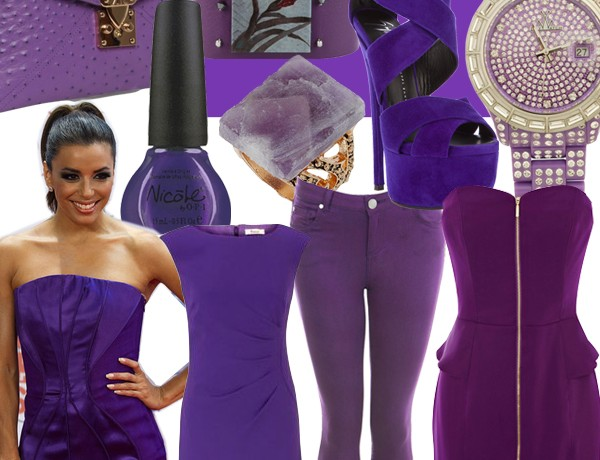 Midweek Moodboard: Bold purples and plums