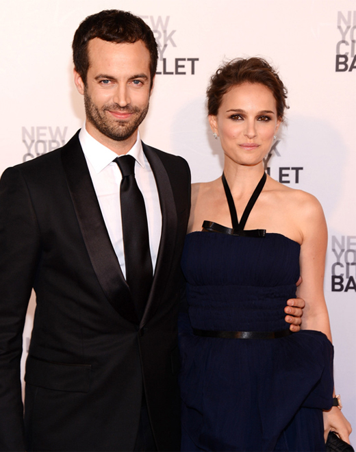 Natalie Portman is officially married!