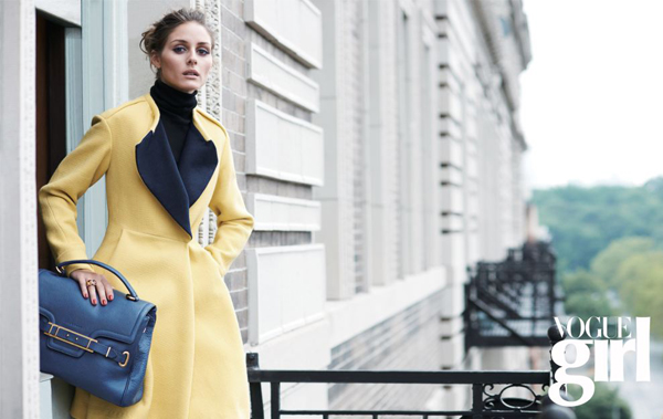 Jill Stuart unveils new bag… modelled by Olivia Palermo, inspired by Blair Waldorf