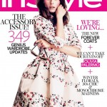 """I like walking out of the house feeling fully pulled together"" – Olivia Palermo, InStyle UK October"