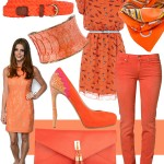 Midweek Moodboard: Obsessed with orange!