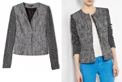 Buy of the Week – Tweed Peplum Jacket by Theory