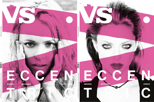 Rachel McAdams, Amanda Seyfried, Coco Rocha and Liv Tyler all front the latest VS issue(s)