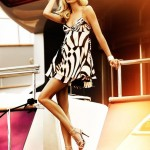 Roberto Cavalli officially collaborates with Target