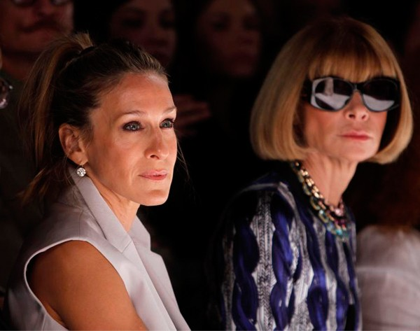 Sarah Jessica Parker confirmed for recurring role in Glee, Anna Wintour to dress her (!!!)