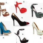 7 sky high heels we're crushin' on!