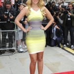 Tulisa underwhelms in Herve Leger at X Factor press launch