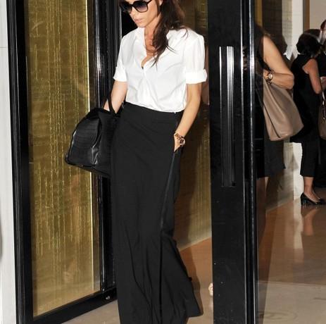 Victoria Beckham designs her own specs range