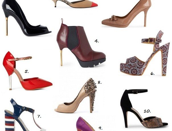 10 office-to-after-work-drinks heels to update your shoedrobe!