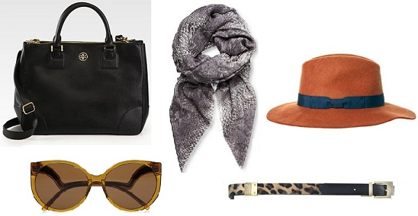 5 stylish accessories every woman should own!
