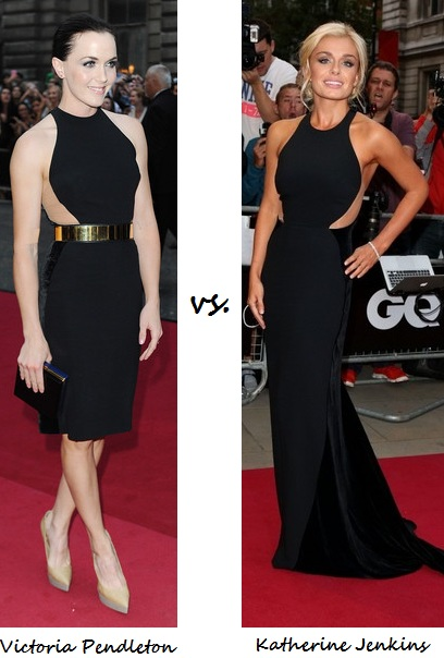 Fash off Vic P vs Katherine J
