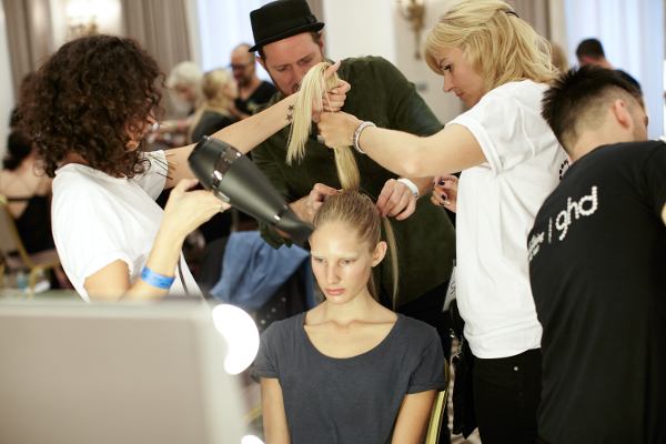 LFW Beauty Insiders Guide SS13: How to get the look Fyodor Golan