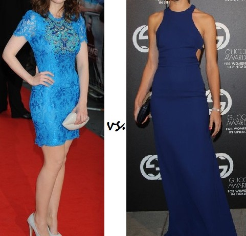 The Fash-off! Charlotte Casiraghi vs Hayley Atwell